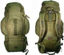 New Forces backpack 66 L groen
