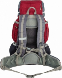 Rocky 35+5 L backpack rood