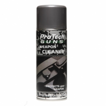 Pro tec weapon cleaner