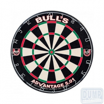 Bulls advantage 5.01 dartbord
