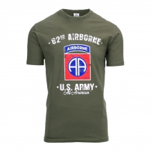 Army Shirt 82ND Airborne