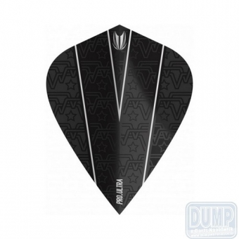 Vision Ultra Player Rob Cross Voltage Black Kite