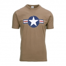 T-shirt WWII Coyote